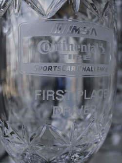 Continental Tire Sportscar Challenge trofeeën