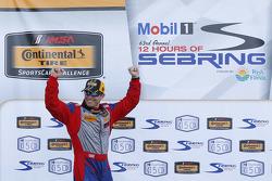 Racewinnaar Andrew Davis, Stevenson Motorsports