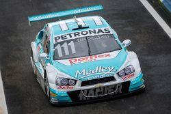 #111 Full Time Competições, Chevrolet: Rubens Barrichello, Ingo Hoffmann
