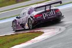 #1 Prati-Donaduzzi, Peugeot: Antonio Pizzonia, Bruno Senna