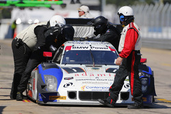 #50 Fifty Plus Racing Endures for a Cure/Highway to Help Race Team Riley BMW: Jim Pace, Byron DeFoor, David Hinton, Dorsey Schroeder