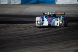 #8 Starworks Motorsports ORECA FLM09: Mirco Schultis, Renger van der Zande, Mike Hedlund