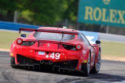 #49 AF Corse, Ferrari 458 Italia: Piergiuseppe Perazzini, Marco Cioci, Rui Aguas, Enzo Potolicchio