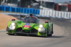 #57 Krohn Racing, Ligier JS P2 Judd: Tracy Krohn, Olivier Pla, Nic Jonsson