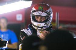 GTLM class winner Antonio Garcia, Corvette Racing