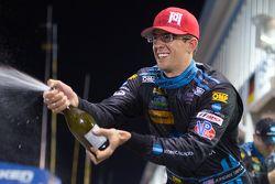 P podium: second place Ricky Taylor