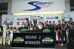 North American Endurance Cup leaders