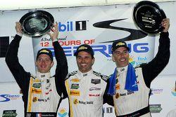 #5 Action Express Racing Corvette DP: Joao Barbosa, Sébastien Bourdais, Christian Fittipaldi