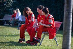 Trabajadores de Ferrari