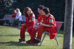 Employés Ferrari