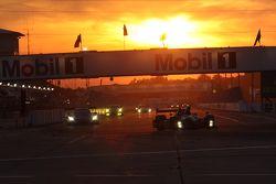 #52 PR1 Mathiasen Motorsports, Oreca FLM09: Mike Guasch, Andrew Palmer, Tom Kimber-Smith