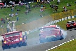 #8 RZ Motorsport Chevrolet: Rafael Suzuki, Antonio Perez and #10 Shell Racing Chevrolet: Ricardo Zonta, Jacques Villeneuve