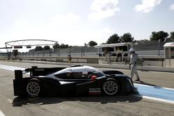 Team LNT Ginetta - Nissan: Michael Simpson, Lawrence Tomlinson, Chris Hoy