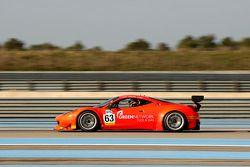 #63 AF Corse Ferrari F458 Italia GT3: Gianluca Roda, Ilya Melnikov, Marco Cioci