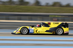 #45 Ibanez Racing Oreca 03R - Nissan: José Ibanez, Ivan Bellarosa, Pierre Perret