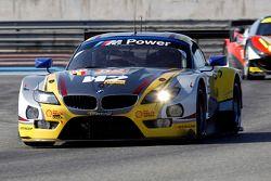#52 BMW Team Marc VDS, BMW Z4: Andy Priaulx, Henry Hassid, Jesse Krohn