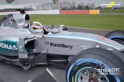 All'interno Grand Prix schermata