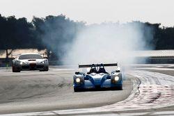 #29 Pegasus Racing Morgan - 尼桑: David Cheng, Ho-Ping Tung, Jonathan Coleman