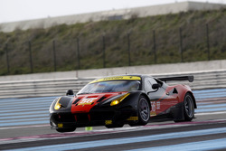 #56 AT Racing,法拉利F458 Italia: Alexander Talkanitsa Sr., Alexander Talkanitsa Jr., Alessandro Pier Gu