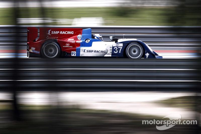 #37 SMP Racing Oreca 03 Nissan: Mikhail Aleshin, Kirill Ladygin, Anton Ladygin