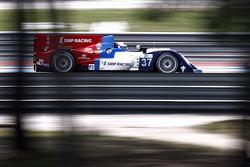 #37 SMP Racing, Oreca 03 Nissan: Mikhail Aleshin, Kirill Ladygin, Anton Ladygin