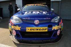 Andrew Jordan, MG 888 Racing