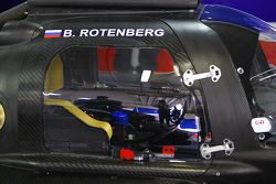 SMP Racing BR01 baru
