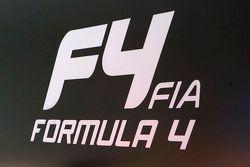 Logo Fórmula 4