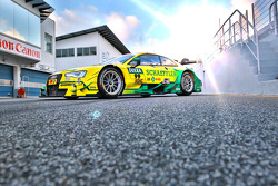 Mobil dari Mike Rockenfeller, Audi Sport Team Phoenix Audi RS 5 DTM