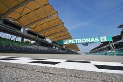 Circuito di Sepang – rettilineo di partenza e arrivo