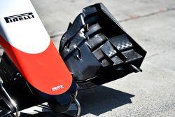 Носовой обтекатель Manor Marussia F1 Team