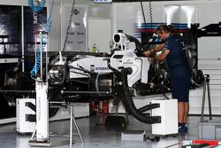 La Williams FW37