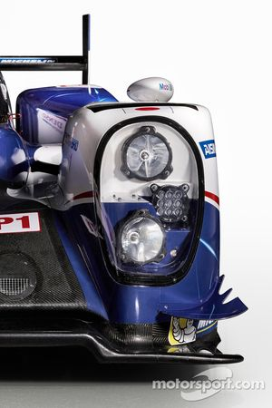 The 2015-spec Toyota TS041