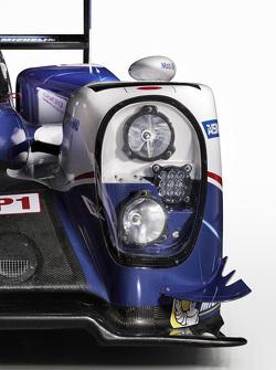2015-spec Toyota TS040