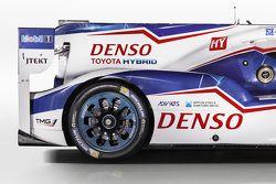 Toyota TS040 2015 года
