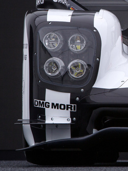 Der Porsche 919 Hybrid 2015