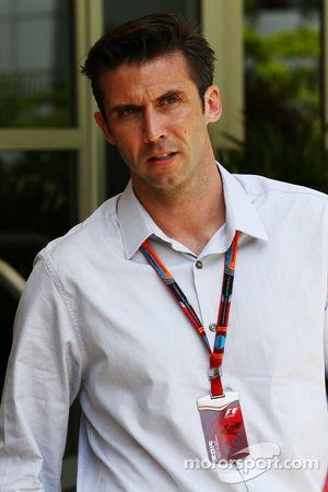 Matthew Carter, 路特斯F1车队 CEO