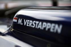 Scuderia Toro Rosso STR10 of Max Verstappen, Scuderia Toro Rosso
