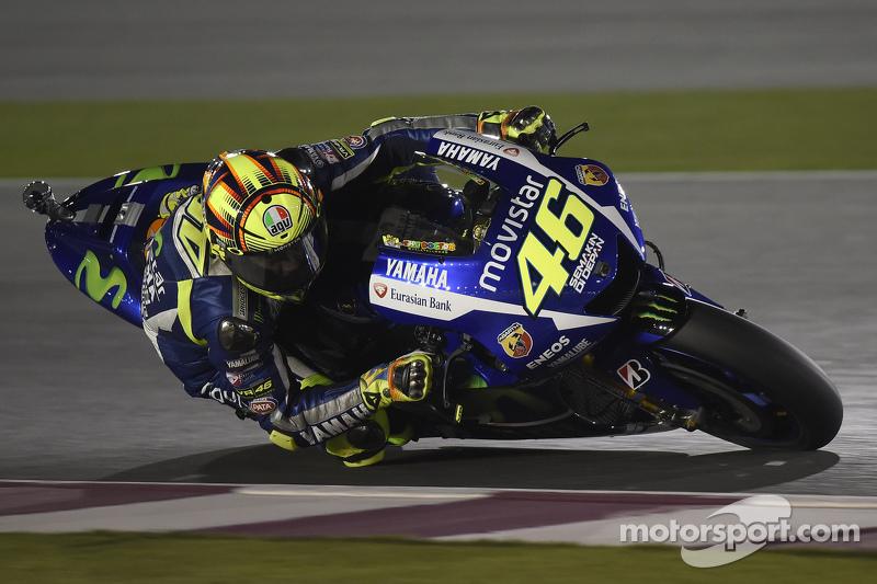 2015. Valentino Rossi (Yamaha)