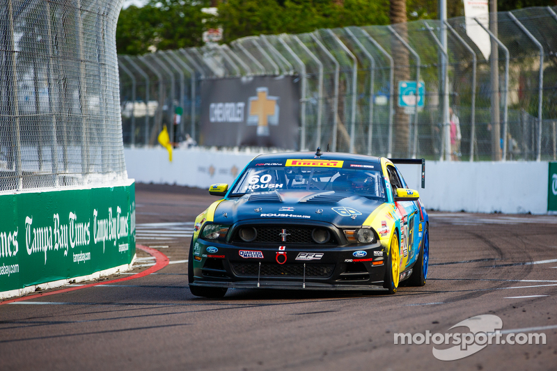 #60 Capaldi Racing,福特Boss 302: Jack Roush, Jr.
