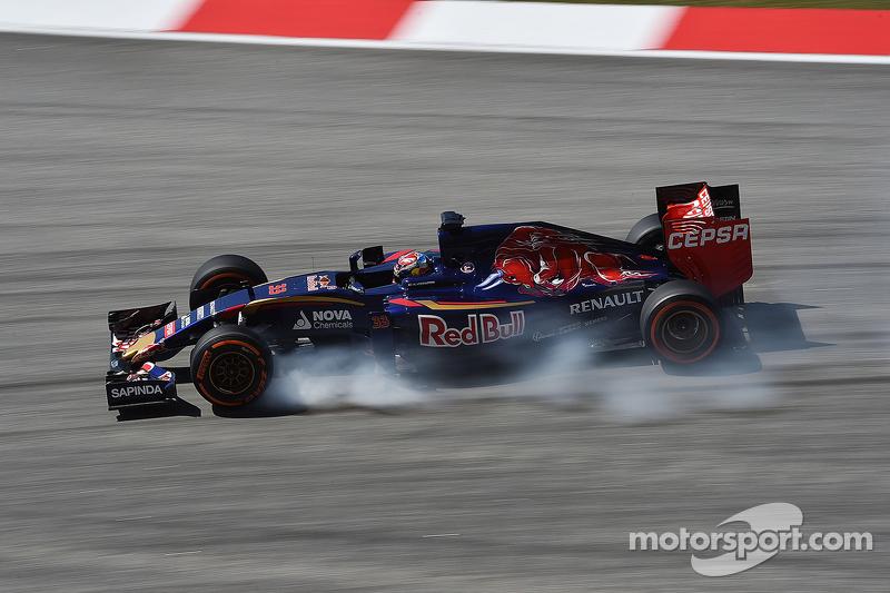 Гран При Малайзии, 29 марта. Карлос Сайнс