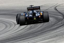 Серхио Перес, Sahara Force India