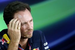 Спортивный директор Red Bull Racing Кристиан Хорнер