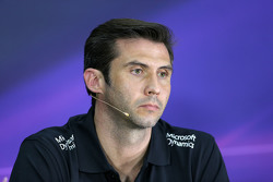 Matthew Carter, Lotus F1 Team, Geschäftsführer
