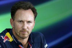 Christian Horner, Team Principal du Red Bull Racing