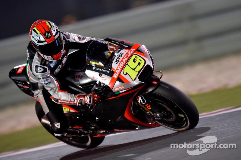 2015 - MotoGP (Aprilia)