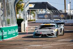 #0 Blancpain Racing Lamborghini Gallardo R_EX: Marcelo Hahn