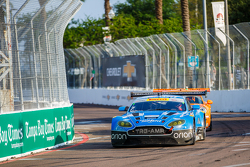 #7 TRG-AMR, Aston Martin Vantage GT3: Christina Nielsen