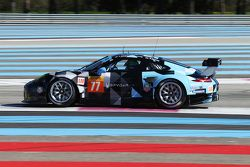 #77 Dempsey Racing Proton Competition, Porsche 911 RSR: Patrick Long, Marco Seefried