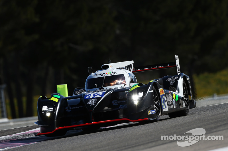 #42 Strakka Racing Done S103 - Nissan: Nick Leventis, Danny Watts, Jonny Kane